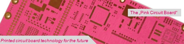 Pink PCB